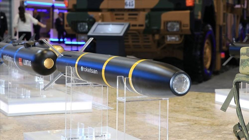 Dijital birliğin robot askeri Barkan göreve hazırlanıyor (Türkiye'nin yeni nesil yerli silahları) - 120