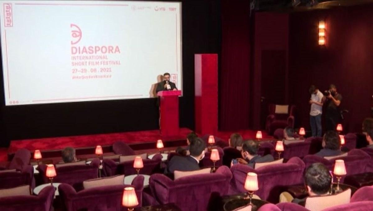 Diaspora Uluslararası Kısa Film Festivali'nin programı belli oldu