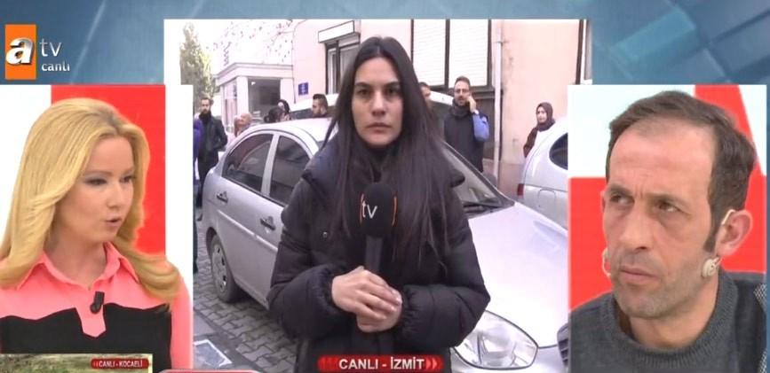 Cinayet Büro Amirliği'ne bağlı ekipler, İstanbul'daki canlı yayın sırasındaPalu ailesinin Kocaeli'deki evine giderek aile fertlerini gözaltına ald.