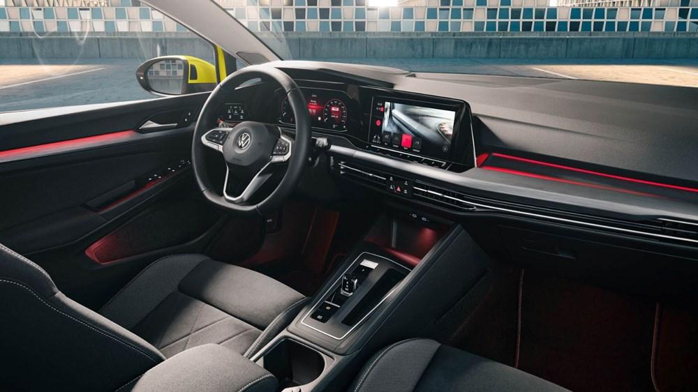 Volkswagen Golf 8 tanıtıldı (İşte Golf 8'in tüm özellikleri) - 7
