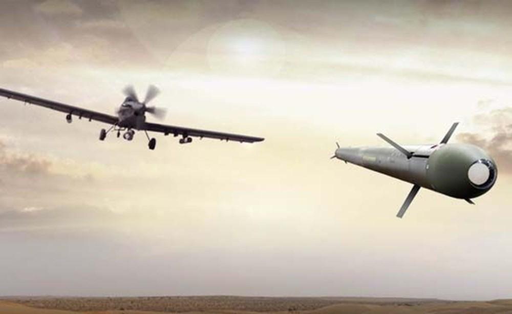 TSK'nın yeni roketatarı 12'den vurdu - 170