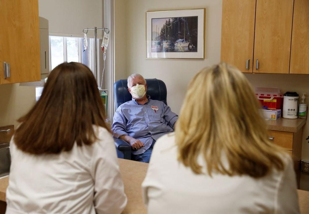 Tartışmalara yol açan Alzheimer ilacı ilk kez bir hastaya uygulandı - 1