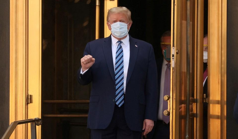 ABD Başkanı Donald Trump'ın tedavisinde remdesivir, deksametazon ve Regeneron'un antikor kokteyli kullanıldı.