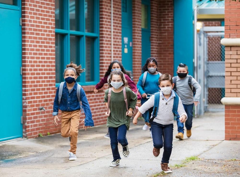 Corona virüse yakalanan her 10 çocuktan biri uzun Covid'den muzdarip - 7
