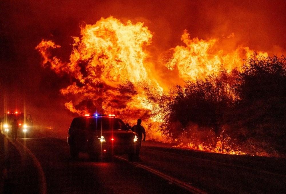 ABD'nin batısındaki orman yangınlarında ölü sayısı 15'e yükseldi - 7