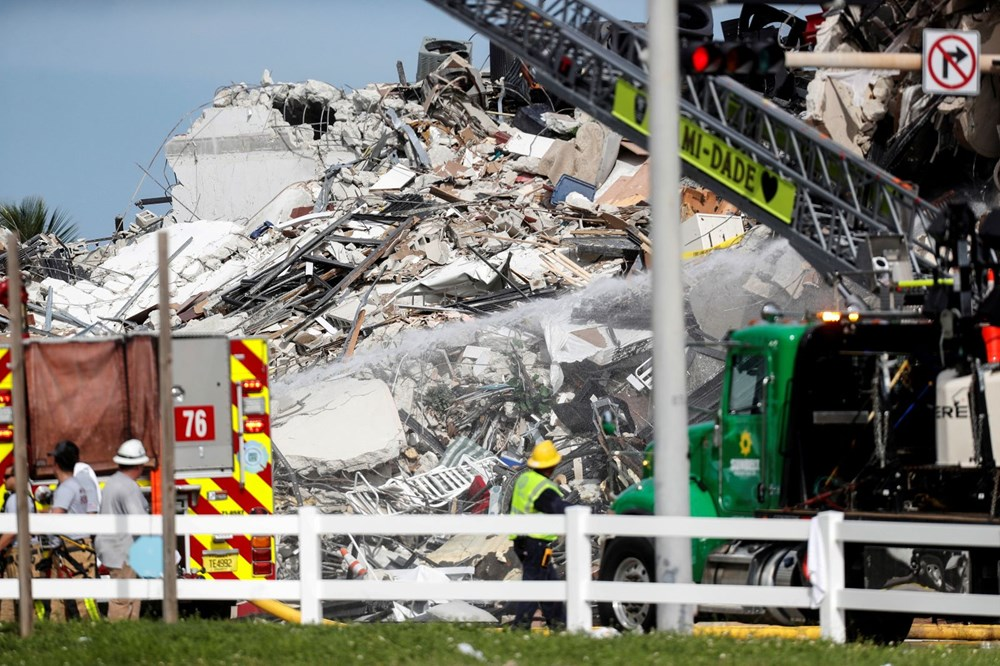 Building collapsed in the USA: Loss of life increased to 4, 159 people are missing - 10