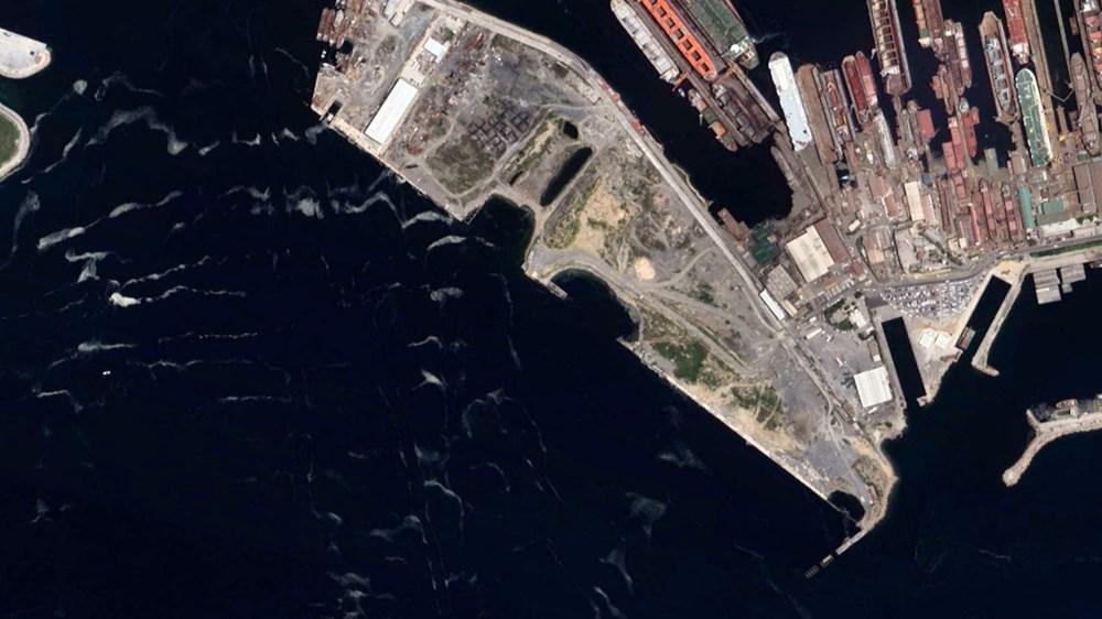 İstanbul'daki müsilaj uzaydan görüntülendi - 7