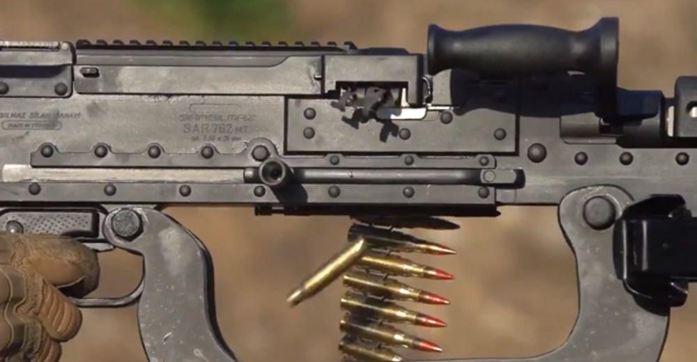Jandarmaya yeni makineli tüfek (Türkiye'nin yeni nesil yerli silahları) - 31