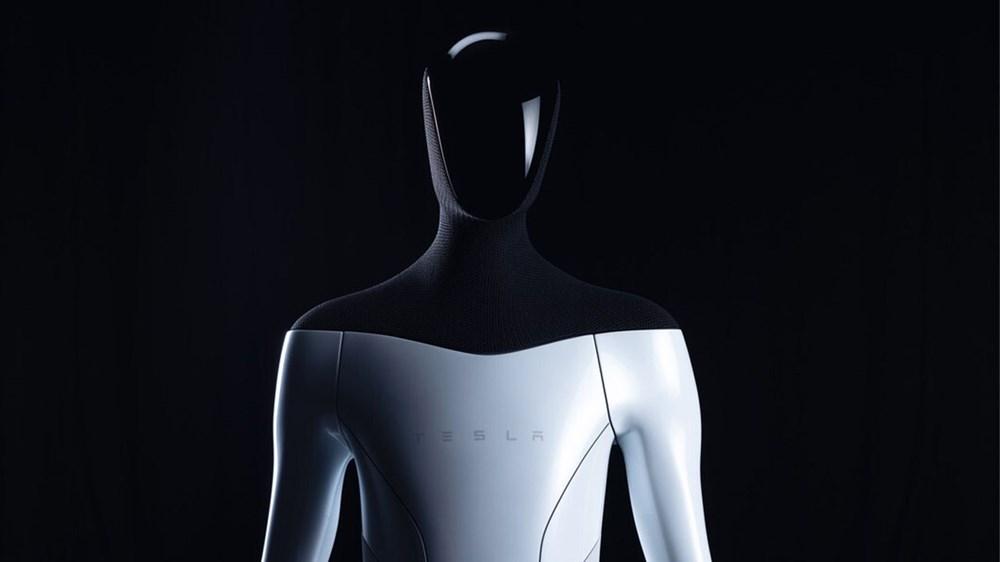 Tesla'dan insansı robot - 4