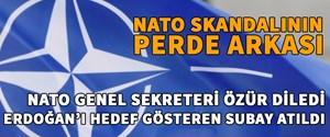 NATO'DAN TÜRKİYE'YE ÖZÜR