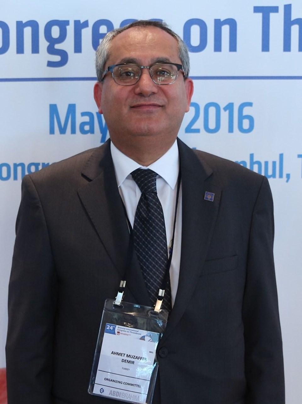 Prof. Dr. Ahmet Muzaffer Demir
