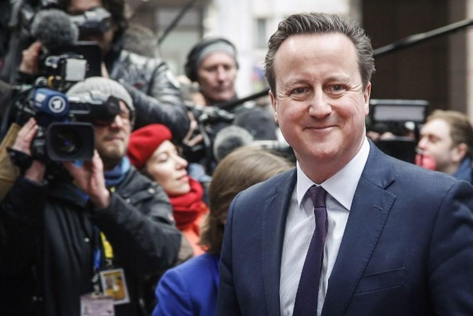 İngiltere Başbakanı David Cameron'ın gün içerisinde Türkiye'ye yönelik destek açıklaması yapması bekleniyor.