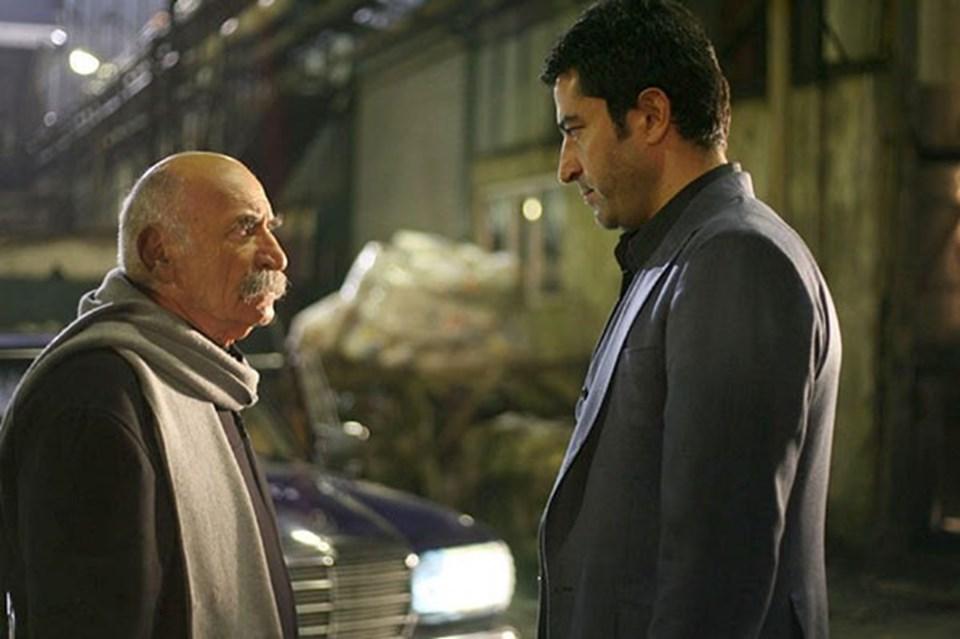 Kurtiz-İmirzalıoğlu ikilisi 'Alacakaranlık' ve 'Ezel' dizilerinde birlikte rol aldı.