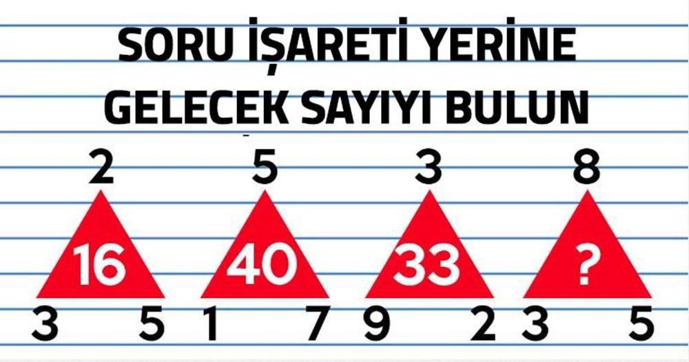 Bu resimde kaç tane üçgen var? (İnterneti ikiye bölen soru) - 13