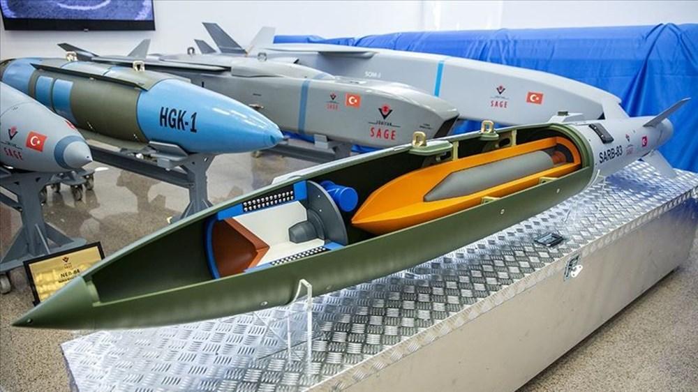 TSK'nın yeni roketatarı 12'den vurdu - 63
