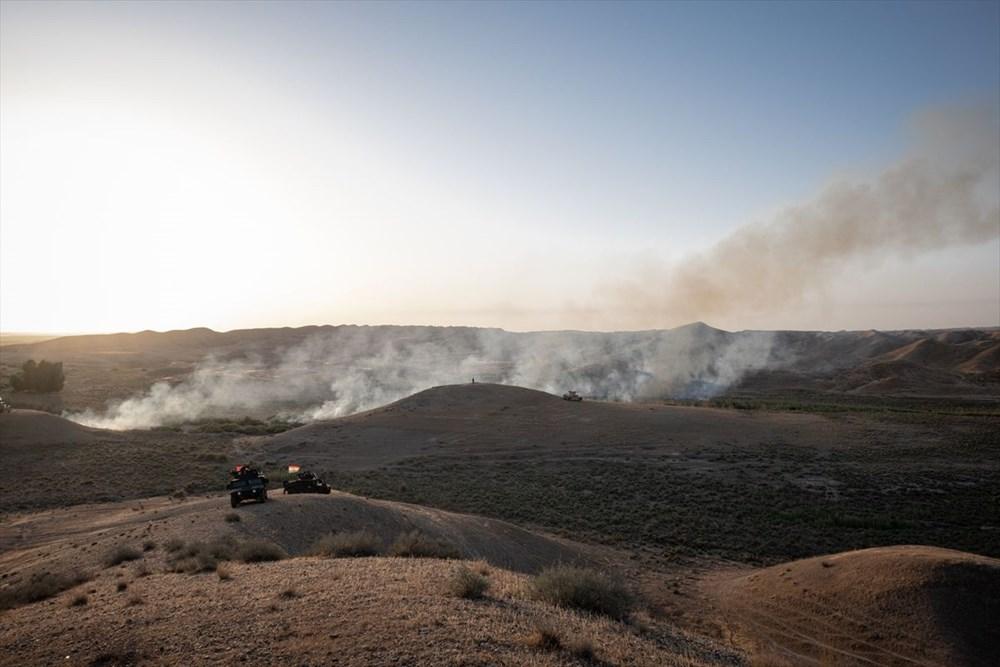 Irak'ta DAEŞ'e yönelik operasyon başlatıldı - 10