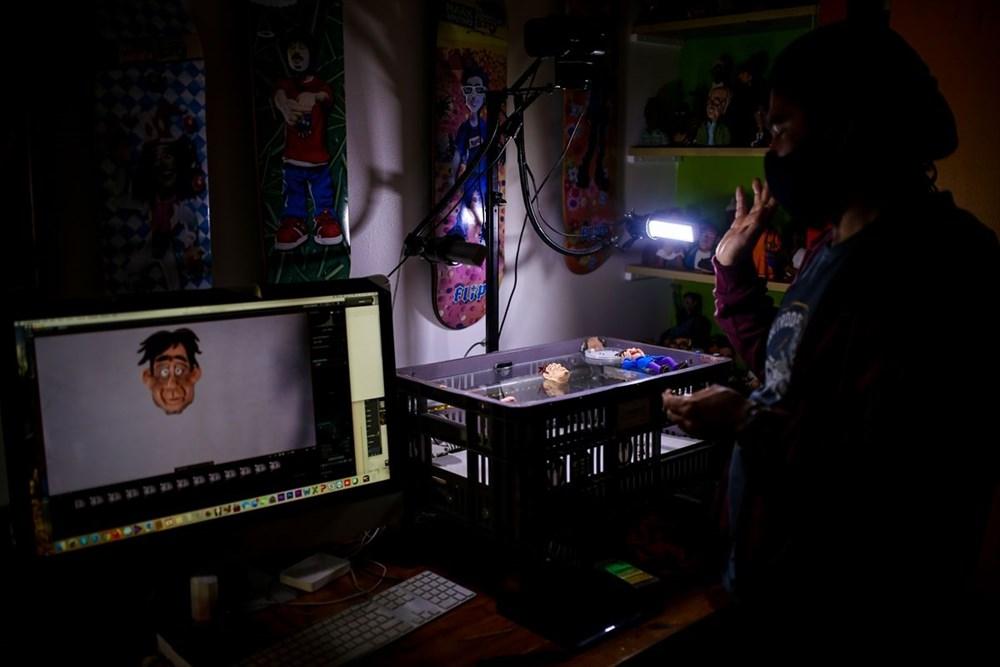 Edgar Alvarez toplumsal olaylara animasyonla ayna tutuyor - 13