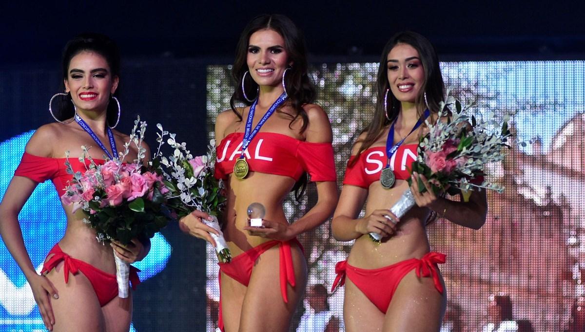 Miss Mexico 2021'deki yarışmacıların yarısının Covid-19 olduğu ortaya çıktı