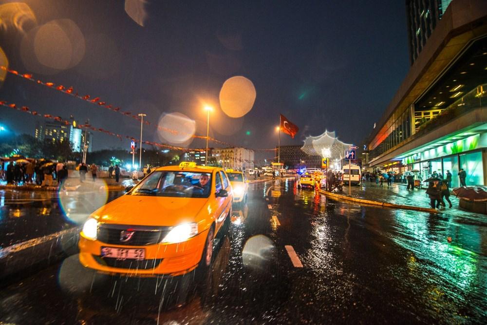 İstanbul'un bitmeyen taksi sorunu:  Krizin nedeni plaka ağalığı - 3