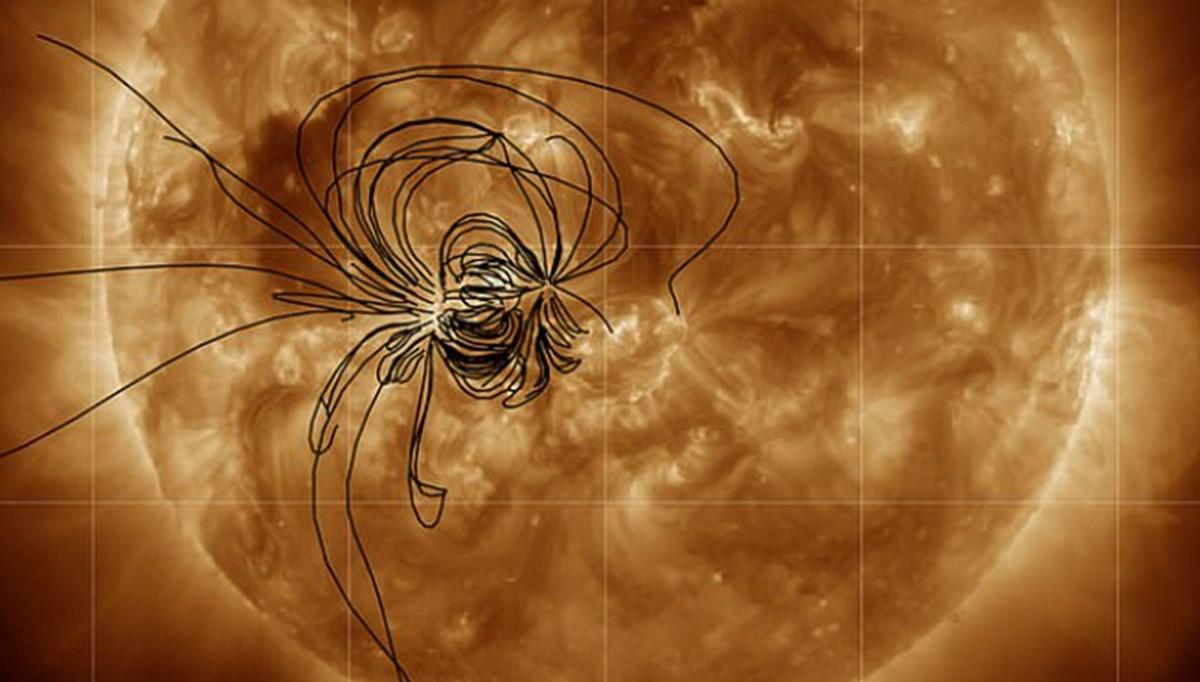 Bilim insanları Dünya'nın elektronik alt yapısını tehdit eden Güneş patlamalarının kaynağını ilk kez belirledi