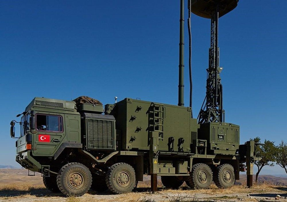 'Beton delici mühimmat' SARB-83 testi geçti (Türkiye'nin yeni nesil silahları) - 2