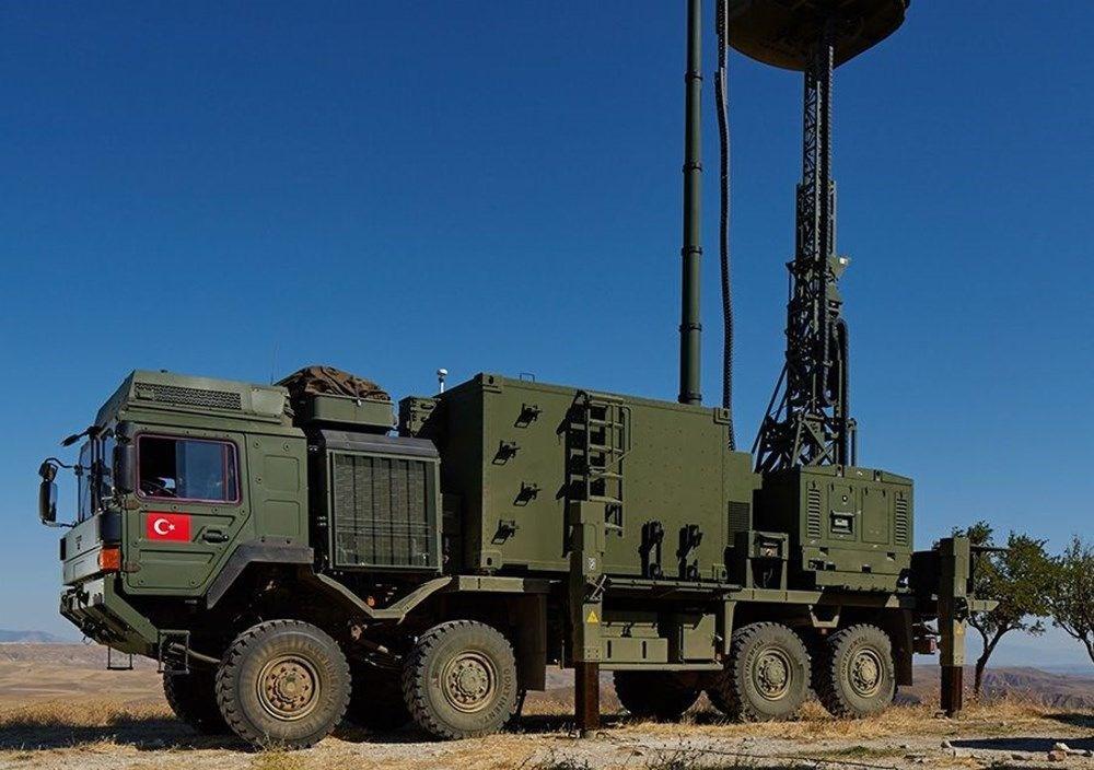 TSK'nın yeni roketatarı 12'den vurdu - 19