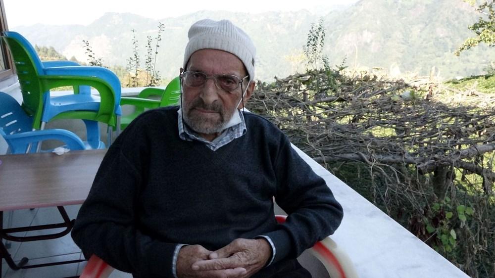 Ölmeden kendine türbe gibi mezar yaptırdı | NTV