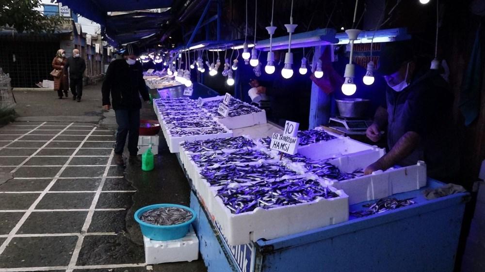 Karadeniz'de hamsi bolluğu: Fiyatlar düştü - 8