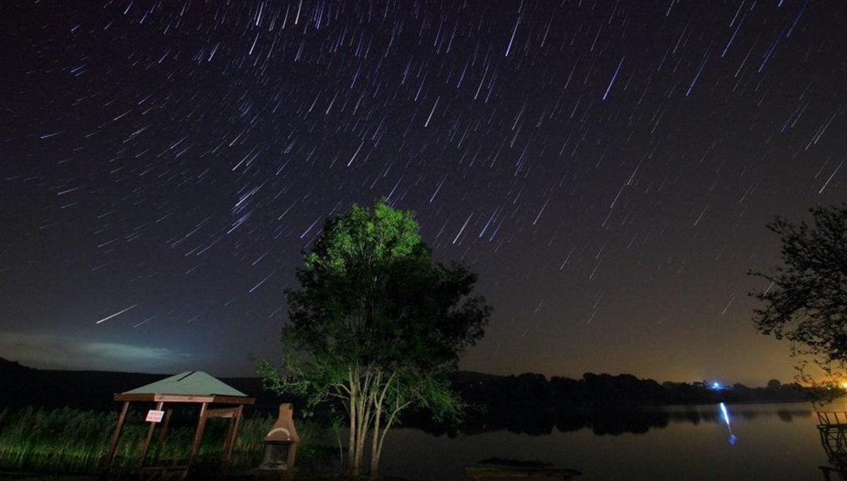 Perseid meteor yağmuru bugünden itibaren izlenebilecek