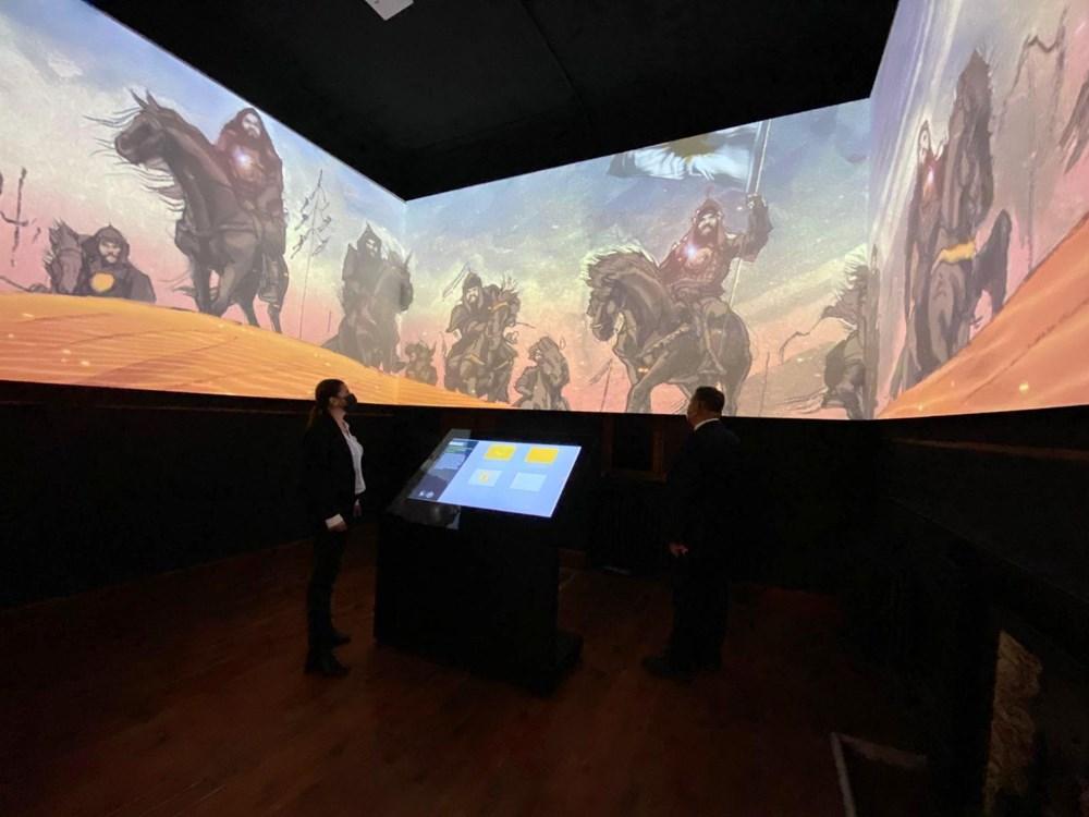 Türkiye'nin ilk milli bayrak müzesi tarihe ışık tutuyor - 8