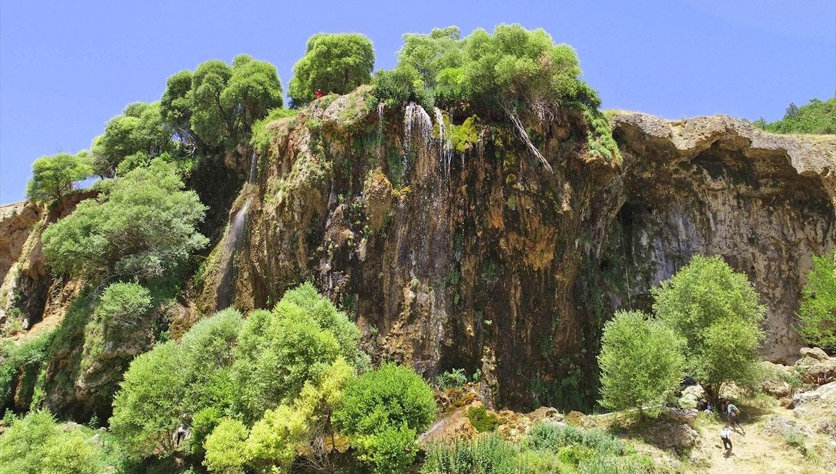 Bingöl'ün gizli cenneti: Pargasur Şelalesi