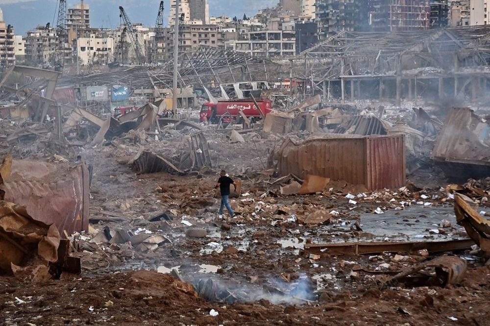 Beyrut'ta patlama: 100 kişi öldü, iki hafta OHAL ilan edildi - 2