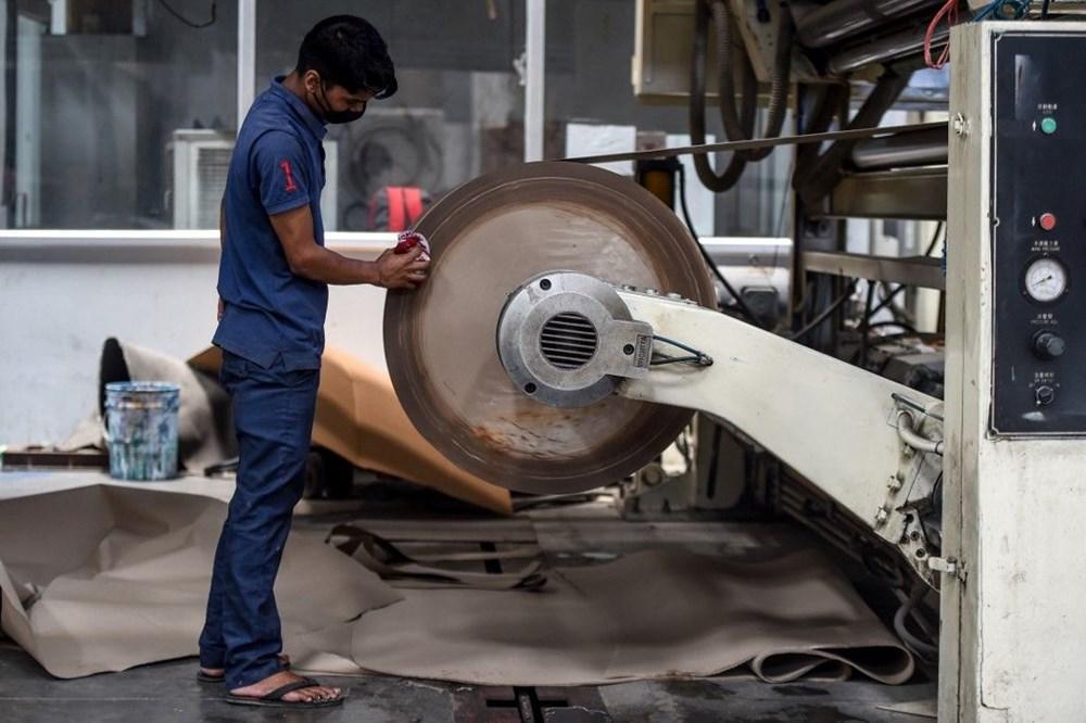 Hindistan'da Covid-19'a karşı karton yatak çözümü - 9