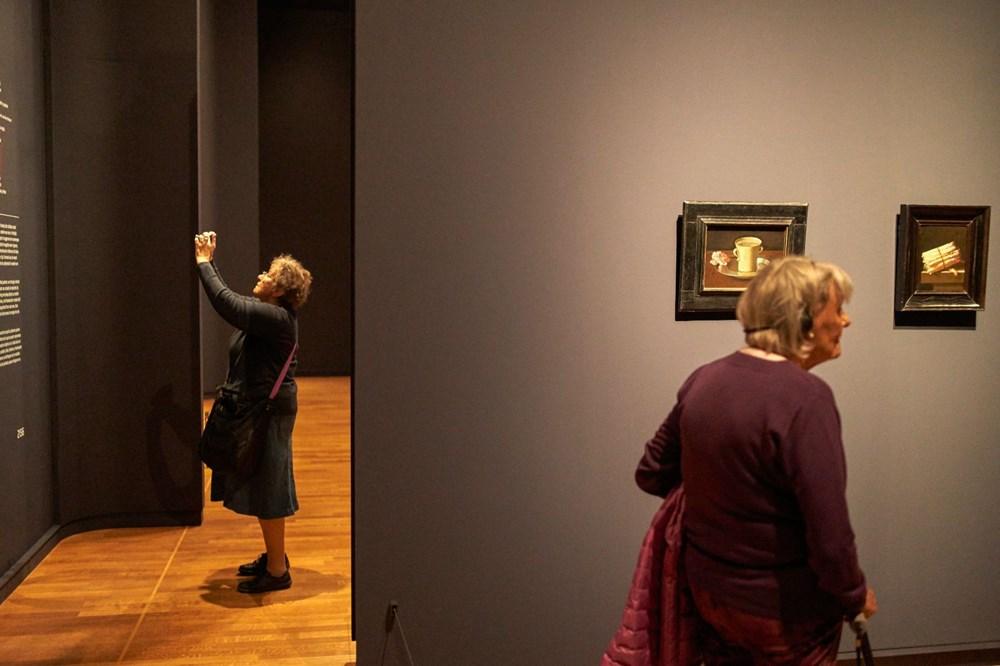Hollanda'da adak için müzeye bağışlanan tablo mahkemelik oldu - 5