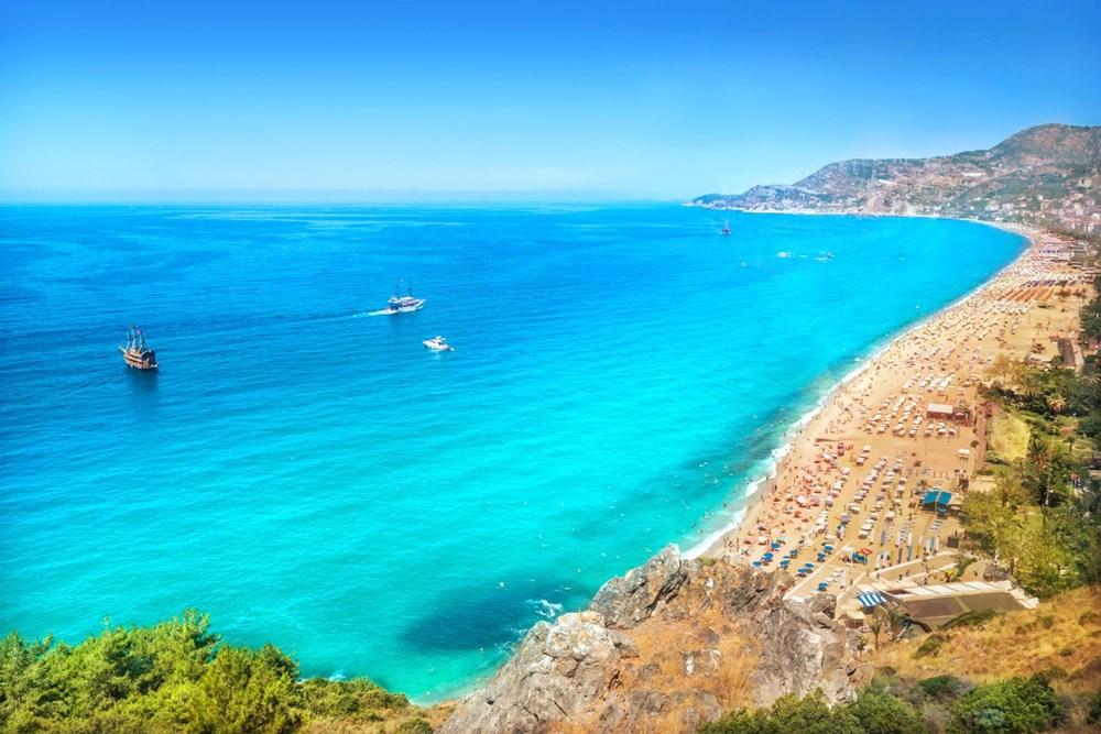 Türkiye'nin mavi bayraklı plajları güncel liste 2021 (En iyi sahiller ve plajlar) - 12