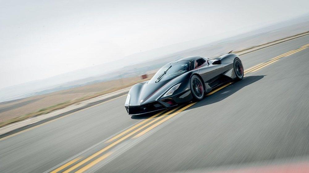 SSC Tuatara, 'Dünyanın en hızlı otomobili' olduğunu kanıtladı - 14