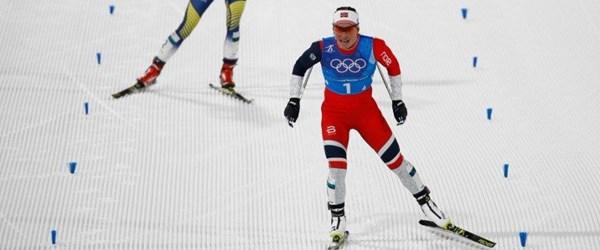 Norveçli Bjoergen en fazla madalya kazanan sporcu rekorunu kırdı