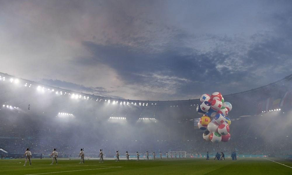 EURO 2020'ye görkemli açılış - 17
