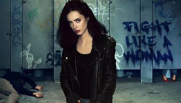 Jessica Jones dizisinin başrolü Krysten Ritter'ın ilk romanı Türkçede
