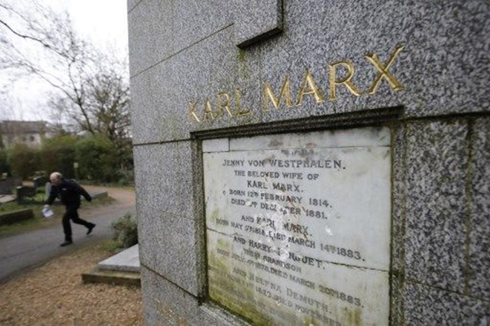 Karl Marx'ın mezarı turizme açılıyor: Anısına saygısızlıktartışması - 2