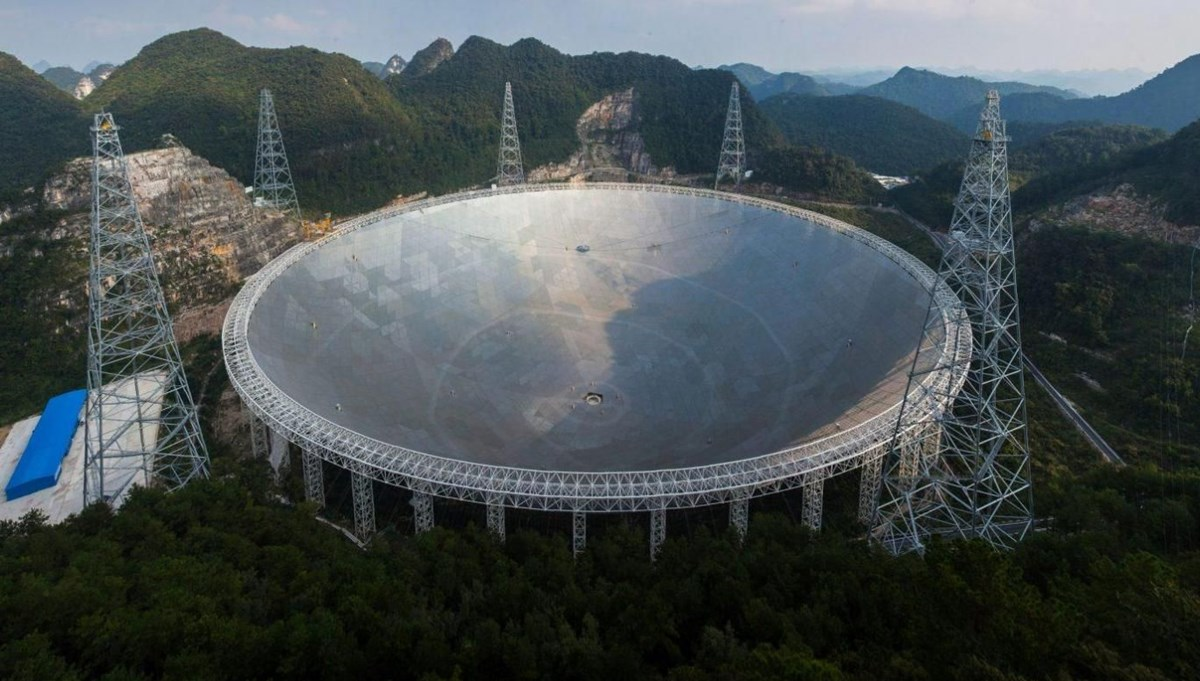 Çin'gökyüzündeki gözü' yabancı bilim insanlarına açıyor