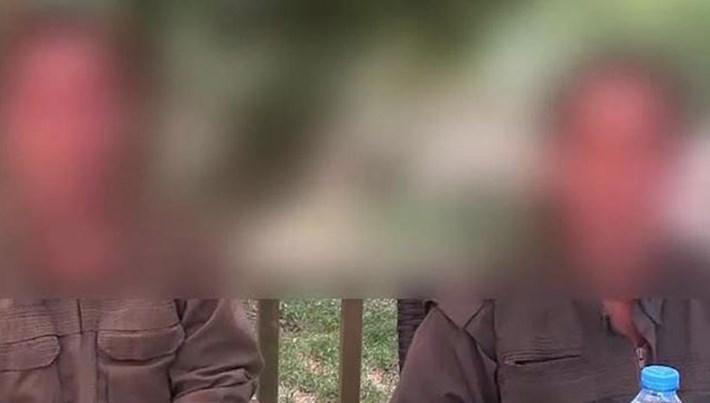 PKK'nın kaçırdığı kız çocukları jandarmaya sığındı