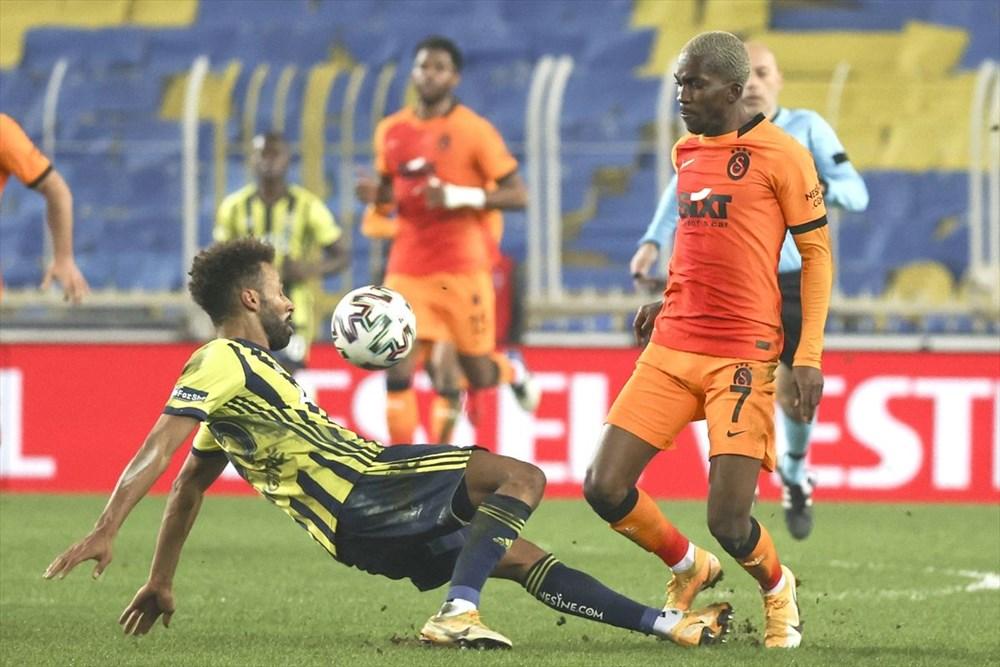 Derbide kazanan Galatasaray - 14