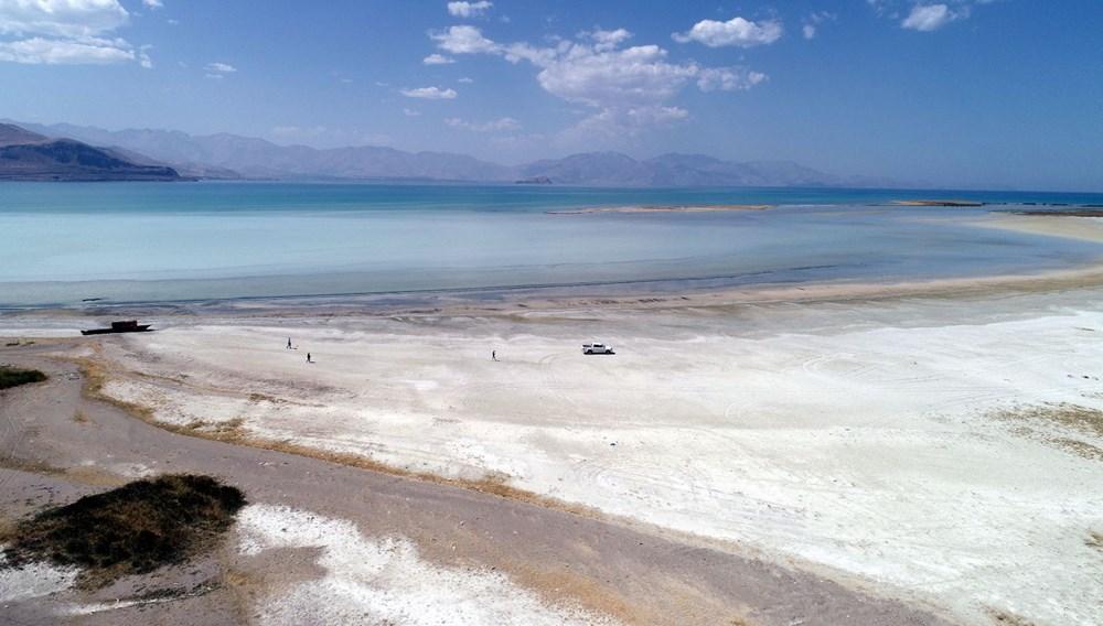 İklim değişikliğiyle Van Gölü büyük tehlike altında - 9