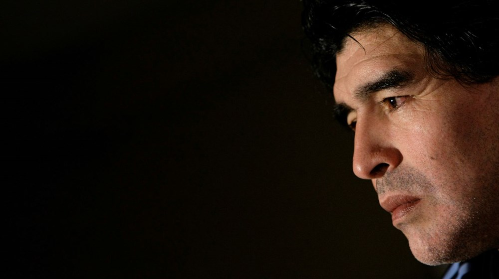 Futbol dünyasından Armando Maradona geçti - 15