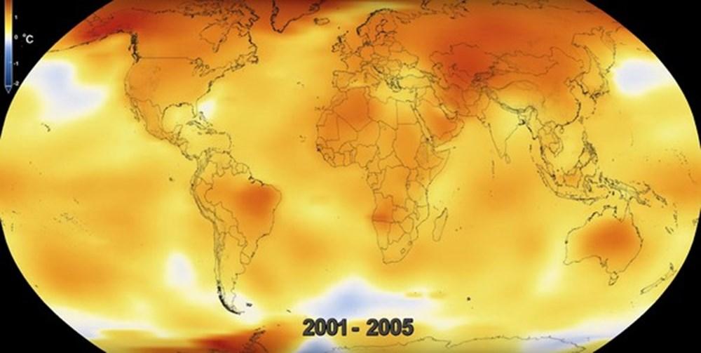 Dünya 'ölümcül' zirveye yaklaşıyor (Bilim insanları tarih verdi) - 131