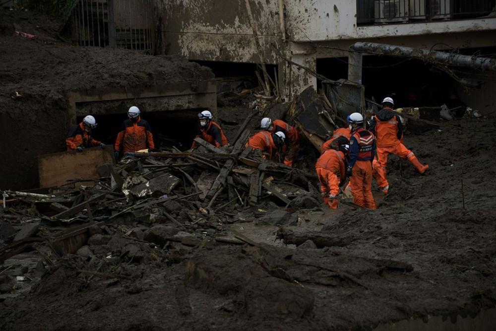 Japonya'daki sel felaketi: Ölü sayısı 7'ye yükseldi - 5