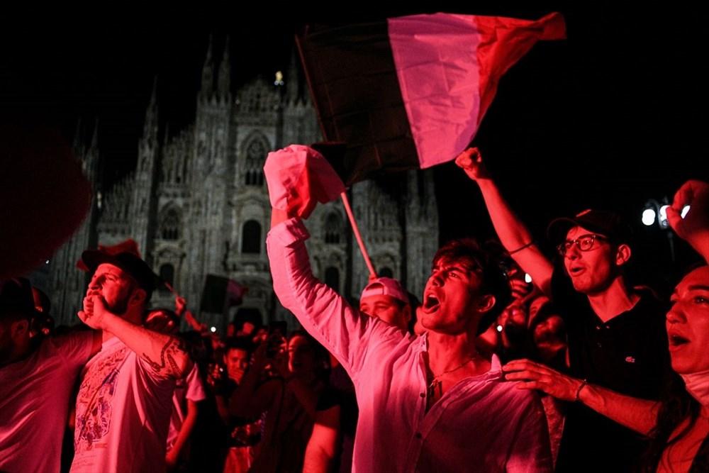 İtalya'da şampiyonluk coşkusu - 1