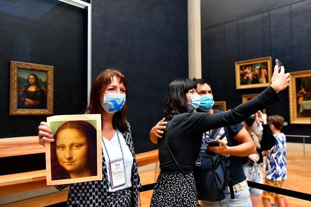 Louvre Müzesi yeniden açıldı (40 milyon euro'luk kayıp) - 8