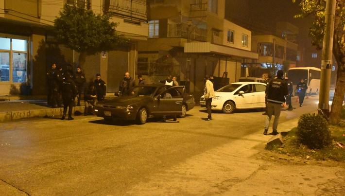 Adana'da yılbaşı öncesi uyuşturucu denetimi